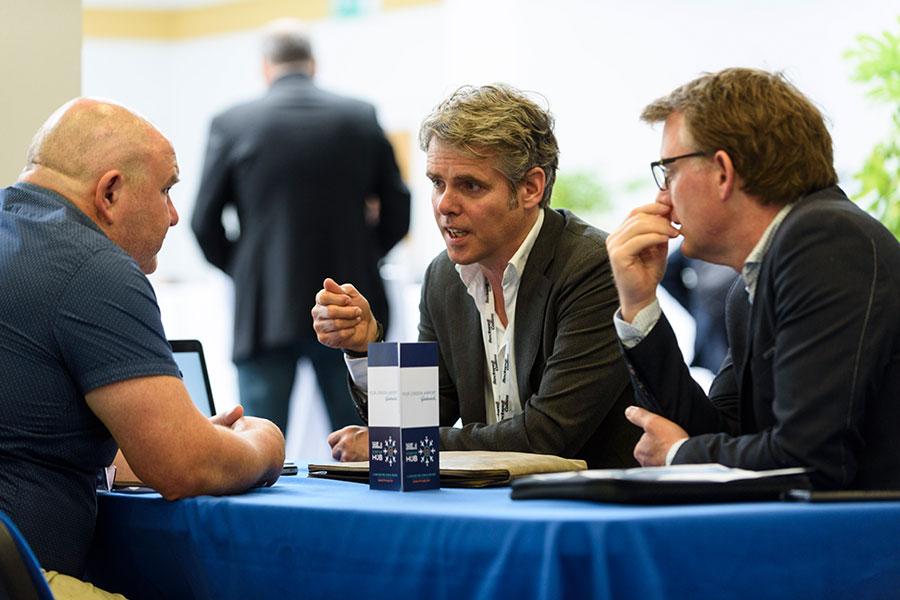 FTE Startup hub - startups meeting