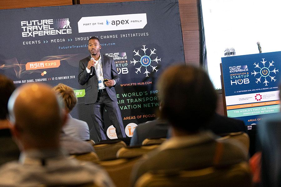 FTE Startup hub startups pitch