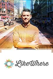Simon Dempsey, CEO & Founder, LikeWhere